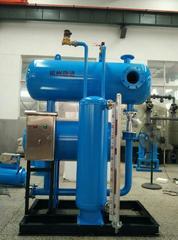 疏水自动加压器产品特点