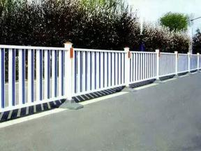 结实耐用环保的双拓市政护栏
