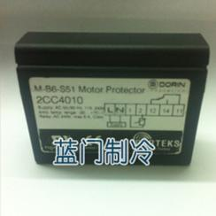 都灵M-B6-S51电机保护模块2CC401