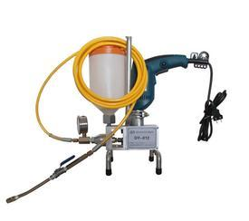 微型电动高压注浆机DY-812