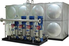 SFW箱式变频供水设备