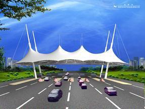 广西膜结构材料,钢结构材料,遮阳篷材料