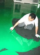 观澜地坪漆-石岩环氧树脂地坪-宝安厂房车间水泥地板漆
