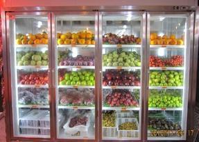 超市冷藏柜储藏肉类应该注意的事项