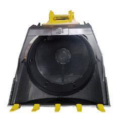 临工e6210挖掘机滚筒筛分斗洗沙斗