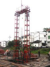 物料提升机生产厂家+建筑施工井字架