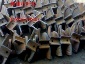 供应国产、进口沥青摊铺机ABG422、423叶轮、链接叶片、螺栓等。