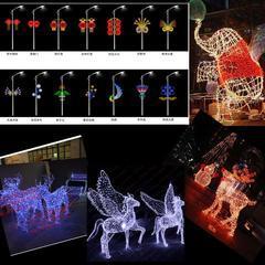 LED河道亮化灯,街道装饰灯,公园亮化灯,路灯杆造型灯