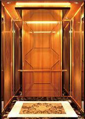 美谦电梯轿厢装饰