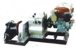 柴油机动绞磨,机动绞磨,汽油机动绞磨