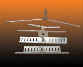 金石不定型耐火材料锚固件 保温板材锚固件耐火耐高温