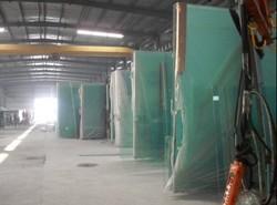 超长超厚19MM钢化玻璃19毫米吊挂玻璃