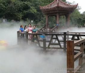 假山 水池 人造溪流 湖 造景