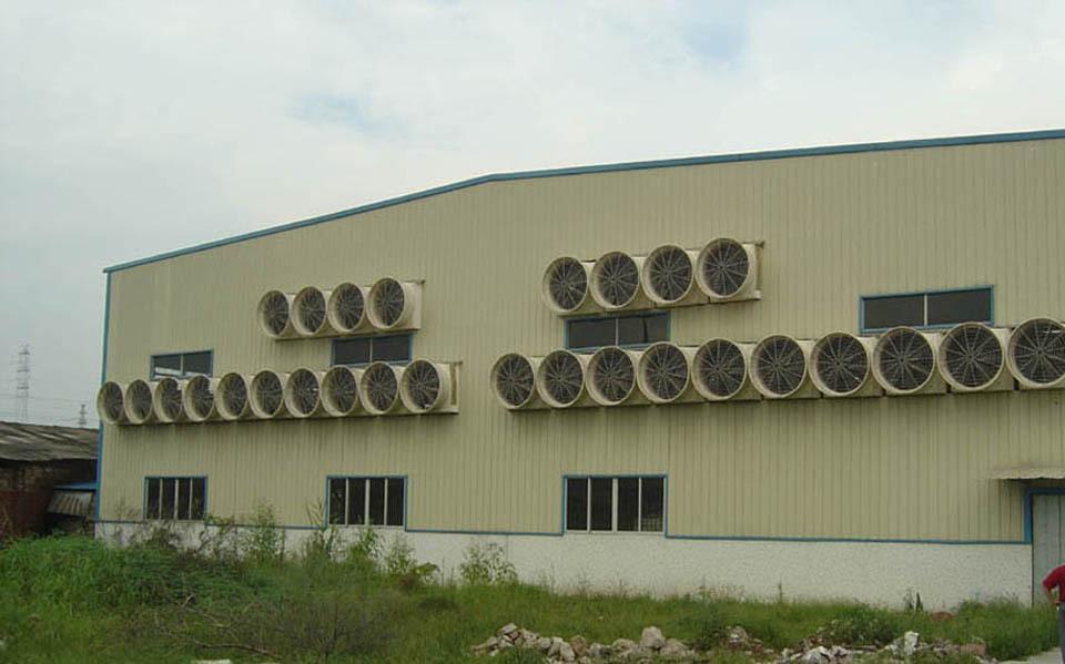 通风设备、工业通风扇、喇叭扇、负压风机、降温设备20090312