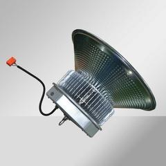 150W大功率LED鳍片工矿灯 新款仓库车间超市室内照明led灯 吊灯
