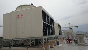 横流式LRT系列冷却塔