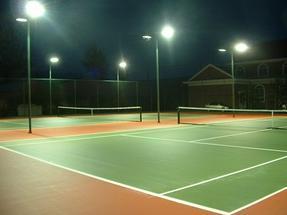丙烯酸网球场(耐用)