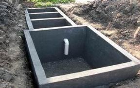 小区化粪池价格/冀乾元水泥制品/化粪池价格