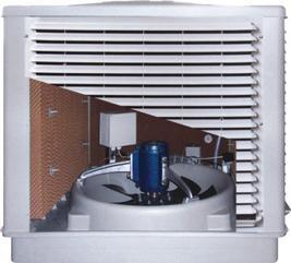 环保空调水空调降温设备