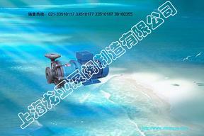 CQ型磁力驱动泵(不锈钢与塑料材质)