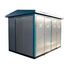 浙江箱变生产厂家 箱式变电站500KVA 景观箱变 不锈钢板材外壳欧式箱式变电站 价格优惠