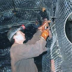 山西内蒙古贵州陕西省矿用土工格栅厂家发货抗静电阻燃