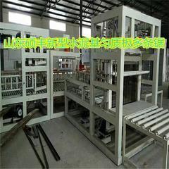 匀质板设备水泥基匀质板切割生产成套设备厂