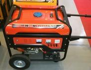 7.5KW三相电启动汽油发电机