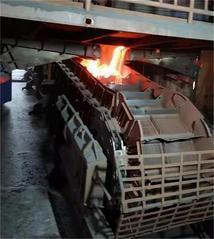 热链板输送机/热矿链板机