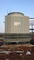 河南菱宇200吨中央空调方形逆流式冷却塔