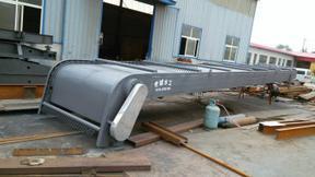 回转式不锈钢格栅清污机工作原理