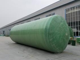 北京玻璃钢化粪池(50吨)玻璃钢化粪池厂家