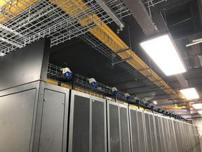 奥地利P*E工业连接器|上海宝山区某云数据中心IDC案例