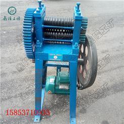 供应各种型号钢筋轧尖机 圆钢磨尖机15853710933