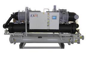 水冷螺杆式冷水机组-半密闭螺杆冷水机组