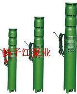 ��水泵:QJ型深井��水�泵|不�P�深井泵