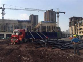 重庆钢丝网骨架复合管钢塑复合管向融建材厂家