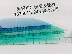 新疆卡布隆阳光板厂家定做加工