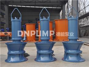 供水工程潜水轴流泵生产厂家