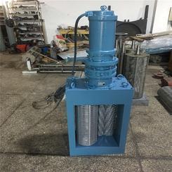 一体化泵站专用不锈钢单转鼓粉碎格栅机DFS600