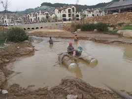 专业管道清洗、清淤,清理化粪池、吸污,池塘河道清淤