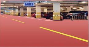 重庆地坪漆环氧车库地坪专业环氧地坪施工价格包工包料