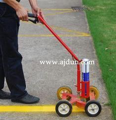 停车位划线车C型道路、地面球场小区学校工厂划线车