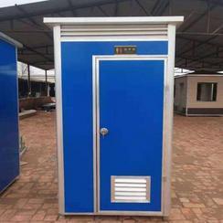 彩钢房板房厕所卫生间 整体农村家用淋浴房 巴彦淖尔洗手间