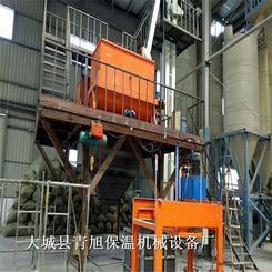 水泥基匀质板设备与匀质聚苯板设备、生产线特点