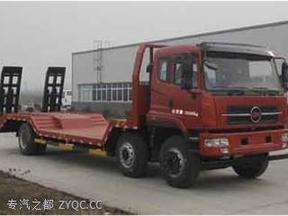 楚风HQG5251TDPGD4型凹板挖机平板车