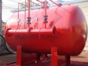 PHYM消防泡沫液贮罐空气压力式泡沫比例混合装置