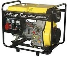 2KW小型风冷柴油发电机组
