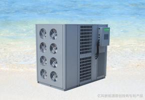 广州亿科热泵整体式烘干设备