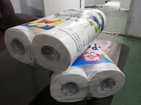 四卷卫生纸包装机